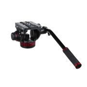 曼富图 MVH502AH 专业 双向液压云台 观鸟 摄像