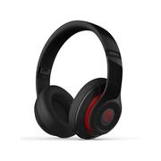 Beats Studio Wireless 头戴式蓝牙耳机(黑色)