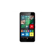 微软 Lumia 640 XL 联通版4G手机(双卡双待/黑色)