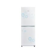 美的 BCD-175QM(E) 175升双门冰箱(闪白银)