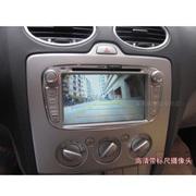 泰洋星 福特经典福特斯车载专用DVD导航仪一体机嵌入式 08-13款经典福克斯 标配+倒车后视摄像头