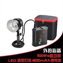 金贝 FLII-500外拍闪光灯套装 室外拍摄 轻便小巧易携带 锂电池产品图片主图
