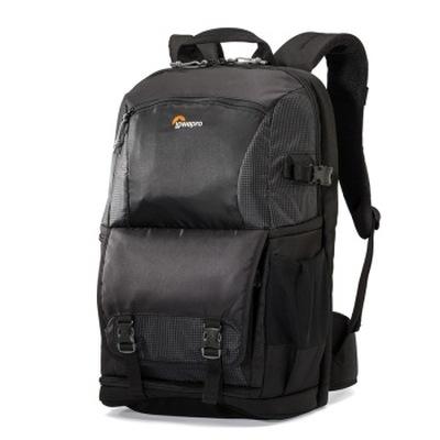 乐摄宝 Fastpack BP 250 II AW 新款风行BP250相机包专业单反防雨双肩摄影包 黑色产品图片2