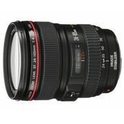 佳能 EF 24-105mm f/4L IS USM镜头(拆机版 带遮光罩)