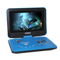 先科 9寸移动DVD播放器便携式evd影碟机高清屏看戏机带电视功能小孩学习机产品图片主图