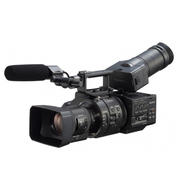 索尼 NEX- FS700 RH 4K 35mm全画幅摄像机 nexfs700r 黑色