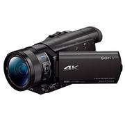 索尼 FDR-AX100E 4K高清数码摄像机
