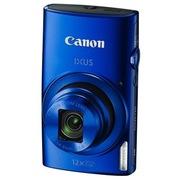 佳能 IXUS170 数码相机(2000万像素 12倍光学变焦 25mm超广角)蓝色套装版(16G卡+相机包)