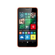 微软 Lumia 640 8GB 移动联通双4G手机(双卡双待/橙色)