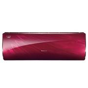 格力 KFR-35GW/(35582)FNBa-A2 1.5匹 U铂变频冷暖空调 丝绸红