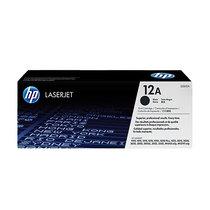 惠普 12A 黑色激光打印硒鼓产品图片主图