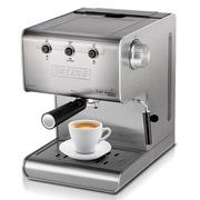 其他 柏翠( petrus)全金属半自动意式手动蒸汽咖啡机PE3300