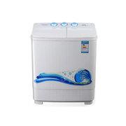 扬子 XPB60-288S 6公斤迷你婴儿童宝宝 半自动双缸洗衣机(白色)