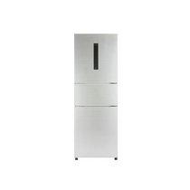 松下 NR-C26WP2-NL 280升变频 三门冰箱(银色)产品图片主图