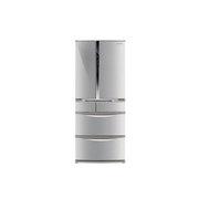 松下 NR-F605TT-N5 487升变频多门冰箱(优雅银)