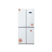 韩电 BCD-398DCP4E 398L对开双门多门冰箱(芬芳白)