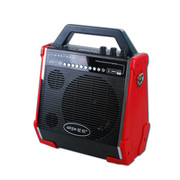爱歌 Q62  hifi户外音响 便携式电瓶移动大功率 老人晨练广场舞音箱