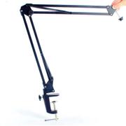 魅声 万向悬臂桌面支架 小话筒架 电容麦克风支架