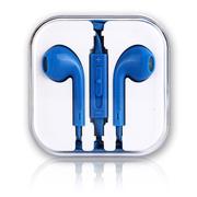 果立方 iphone手机 耳机 耳麦 入耳式 带麦 适用于三星/苹果/HTC/小米/魅族 优雅紫