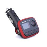 纽曼 C26车载MP3播放器 断点记忆 车载FM发射播放 多功能免提无线发射 C26