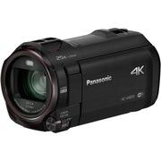 松下 Lumix HC-VX870 4K 数码摄像机 黑色(无线双镜 5轴光学防抖 WIFI/NFC W850升级版)