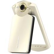卡西欧 EX-TR550 数码相机 金色 (1110万像素 21mm广角 自拍神器)