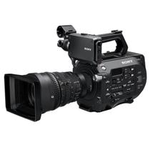 索尼 PXW-FS7 专业数字电影摄影机 FS7K(含28-135镜头)产品图片主图