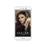 SUGAR糖果 SS136 16GB移动联通版4G手机(白色)