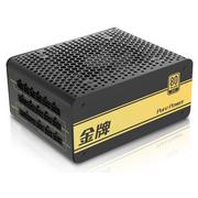 先马 金牌650 额定650W 模组电源 (全电压/90%转换效率/80PLUS金牌/日系电容/固态电容/扁线材)