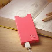 索罗卡 UPower Bag能量手提袋超薄创意手机充电宝 粉色