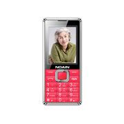 诺亚信 T168 吉祥版移动联通2G老人手机(双卡双待/红色)