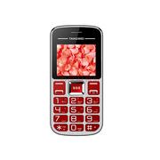 唐为 TW99A 移动联通2G老人手机(红色)