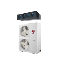 海尔 KFRD-120EW/H6302 5匹冷暖定频5p高静压风管机商用家用嵌入式单元空调产品图片主图