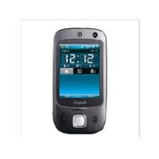 宏达 S610手机 智能系统 可视电话 联通3G 滑盖手机黑色