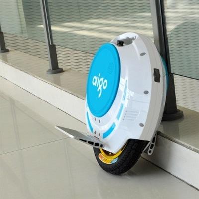 aigo 爱国者A3 白 电动独轮车 平衡车 体感车 思维车智能代步车产品图片3