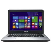 华硕 W419L4210 14英寸笔记本(I5-4210U/4G/500G/GT820M/win7/黑色)产品图片主图