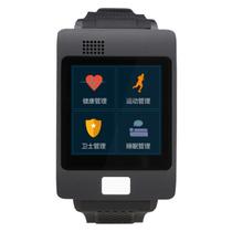 AmanStino 老人健康卫士 心率监测 跌摔倒报警 一键求救GPS定位 智能手表手机产品图片主图