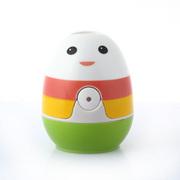 优赞 recesky不倒翁紫外线牙刷消毒器 创意紫外线消毒 安全放心 彩虹