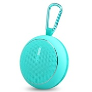 MIFA F1 户外无线蓝牙音箱高保真可通话插卡便携低音炮迷你iphone/ipad手机音箱 湖冰蓝