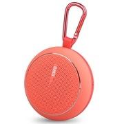 MIFA F1 户外无线蓝牙音箱高保真可通话插卡便携低音炮迷你iphone/ipad手机音箱 西瓜红