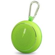 MIFA F1 户外无线蓝牙音箱高保真可通话插卡便携低音炮迷你iphone/ipad手机音箱 清新绿