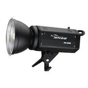 海力欧 HED-300W 影室闪光灯摄影灯 工作室婚纱模特 数字显示