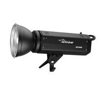 海力欧 HED-600W 影室闪光灯摄影灯 工作室婚纱模特 数字显示产品图片主图
