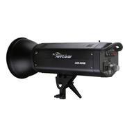 海力欧 LEDB-600W 影室闪光灯摄影灯 儿童摄影高速连拍动态广告