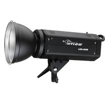 海力欧 LEDB-400W 影室闪光灯摄影灯 儿童摄影高速连拍动态广告产品图片主图