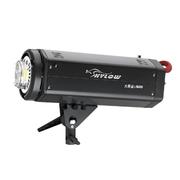 海力欧 大黑鲨600W 影室闪光灯 高速1/20000秒 视频 拍照 摄影灯