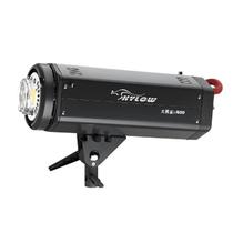 海力欧 大黑鲨600W 影室闪光灯 高速1/20000秒 视频 拍照 摄影灯产品图片主图