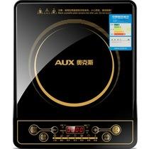 奥克斯 ACL-2007 大线圈匀火加热 智能数码显示电磁炉(赠汤锅+炒锅)产品图片主图