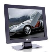 中电 DA-615高清17寸移动DVD播放器超薄evd影碟机便携式VCD电视