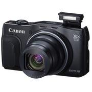 佳能 PowerShot SX710 HS 数码相机(2030万像素 30倍光变 25mm超广角)黑色单机